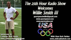 Willie Smith III - Olympic Gold Medalist - PurMotion Sports Performance  Specialist - YouTube