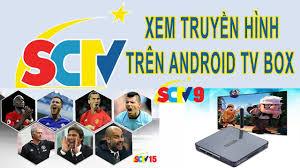 Xem đầy đủ các kênh truyền hình SCTV trên android tv box - YouTube