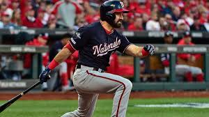 Nationals' Adam Eaton credits 'Seinfeld' for clutch hit in Game 2 ...