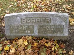Letitia Smith Barber (1891-1931) - Find A Grave Memorial