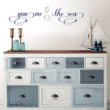 Wallpops You Me And The Sea Wall Decal Reviews Wayfair