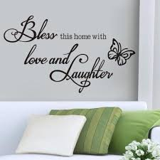 1pc Removable Christian Non Toxic Joshua 24 15 Wallpaper Wall Decals Buy At A Low Prices On Joom E Commerce Platform
