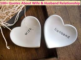 quotes about wife husband relationship
