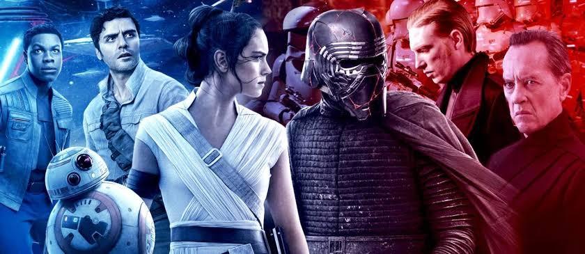 """Resultado de imagem para star wars última trilogia"""""""