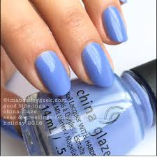 china glaze good tide ings free