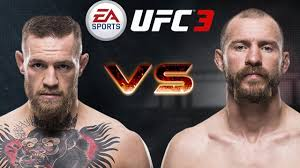 UFC 246 Conor McGregor vs. Donald Cerrone FULL FIGHT SIMULATION ...