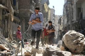 Siria, la strage di bambini che tutti ignorano - Il Riformista