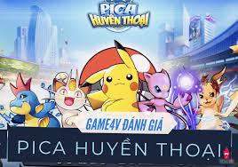 Đánh giá] Pica Huyền Thoại - Con đường trở thành HLV Pokemon đầy ...