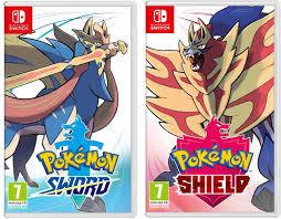 Pokemon Sword and Shield Bundle - Nintendo Switch 84282743343