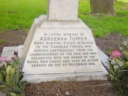 Addie Allen (Adruenna) Tupper - The Canadian Virtual War Memorial ...