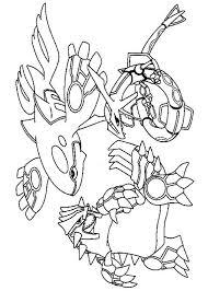 102 Disegni Dei Pokemon Da Stampare E Colorare Kleurplaten En