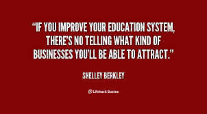 improving education quotes quotesgram