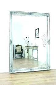 no frame wall mirrors charming mirror