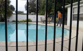 Why Inland Advocates Are Cheering The New Backyard Pool Safety Law Press Enterprise