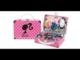 barbie makeup kit lux life you