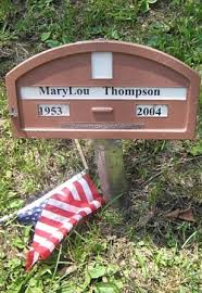 MaryLou Smith Thompson (1953-2004) - Find A Grave Memorial