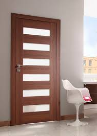 solid wood and mdf interior doors