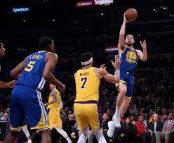 Live updates: Warriors vs. Lakers, Monday at 7:30 p.m.
