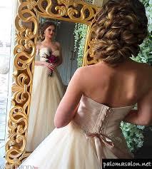 تسريحات الشعر الزفاف العصرية في عام 2019 حلاقة الشعر