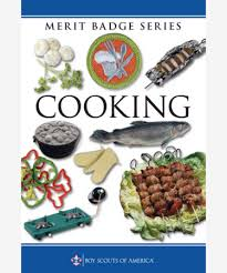 cooking merit badge phlet free