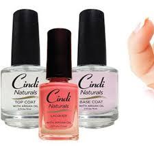 organic manicure set cindi naturals