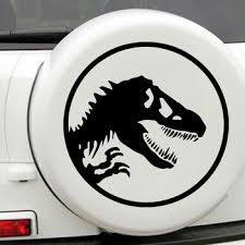 Big Discount 5ed23f Fun Jurassic Park Car Decal Vinyl Decal Sticker For Cars Acessories Decoration Cicig Co