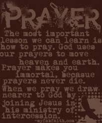 christian prayer quotes pray out ceasing