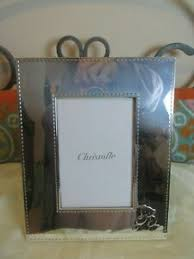 christofle charlie bear picture frame