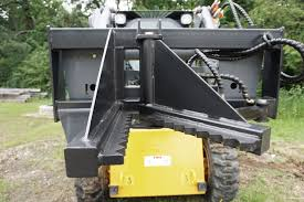 New Tree Fence Post Puller Skid Steer Attachment Quick Attach 198110 Uncle Wiener S Wholesale