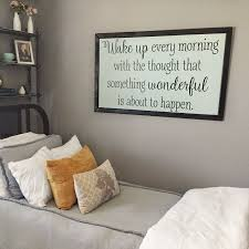 Wake Up Wonderful Wall Quotes Decal Wallquotes Com