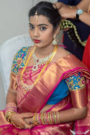 bridal makeup services vijayawada