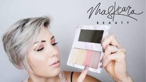 maskcara makeup tutorial review