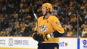 Nashville Predators' Ryan Johansen unhappy with his play since signing big  contract - TSN.ca