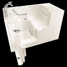senior walk in tub