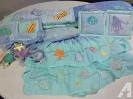 baby crib bedding set ocean theme for