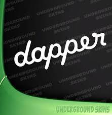 Dapper Funny Jdm Drift Euro Window Vw Decal Vinyl Car Sticker Archives Statelegals Staradvertiser Com