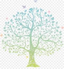 Family Tree Background Png Download 2812 3000 Free Transparent Wall Decal Png Download Cleanpng Kisspng