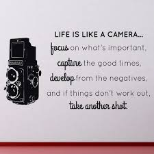 photography quotes be inspired this lovely wall quote this