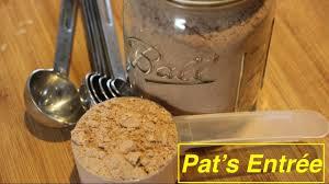 homemade protein powder you