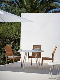 cane line newman garden chair at nordic