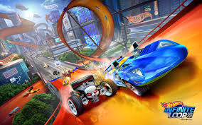 hot wheels infinite loop for android