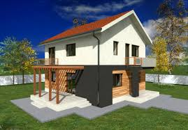 two story small house plans extra space
