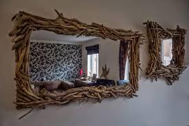 large driftwood mirror celtic coast