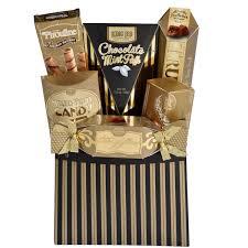golden decadence bisola gift baskets
