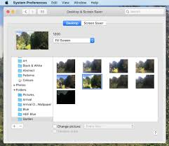 dynamic desktops in macos mojave