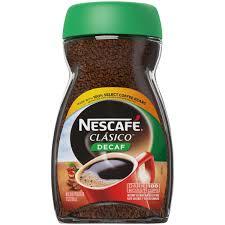 nescafe clasico decaf dark roast