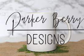 Blank White Mug Fern And Burlap Mock Up Digital Download 530199 Mock Ups Design Bundles