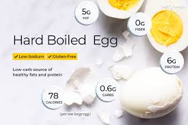 egg nutrition facts and health benefits