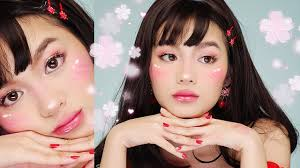 cute easy anime halloween makeup