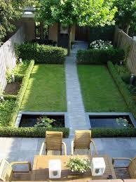 tips to design a narrow garden